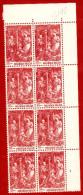 1977  -  BELGIQUE  N°  1874**   Bloc  De  8   Timbres  Neufs - Belgique