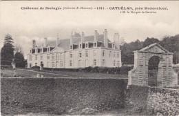 1311 - Catuélan, Près Moncontour - Châteaux De Bretagne - Hamonic - Autres Communes