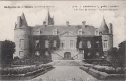 1142 - Kergrist, Près Lannion - Vue Prise Côté Jardin - Châteaux De Bretagne - Hamonic - Autres Communes