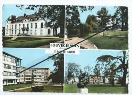 CPM - Louveciennes - Le Parc Du Château( 4 Vues)- - Louveciennes