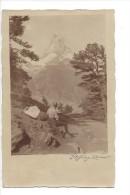 Riffelalp Zermatt Matterhorn - VS Valais