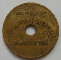 Elouges Coopérative Union Ordre économique 1 Pain - Monetary / Of Necessity