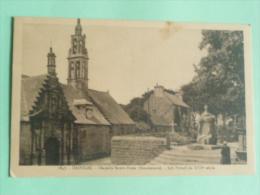 DAOULAS - Chapelle Sainte ANNE - Daoulas