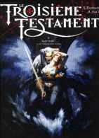 TROISIEME TESTAMENT T 2 EO BE GLENAT 11-1998 Dorison Alice - Troisième Testament, Le