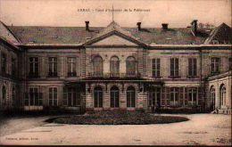 CPA-  ARRAS - COUR D'HONNEUR DE LA PRÉFECTURE - - Arras