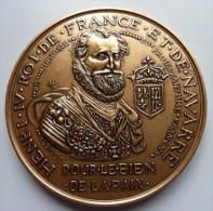 Henri IV Roi De France Et De Navarre 1598-1998 - Royaux / De Noblesse