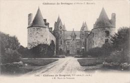 701 - Château De Kergrist, XVe Siècle - Châteaux De Bretagne - Hamonic - Autres Communes