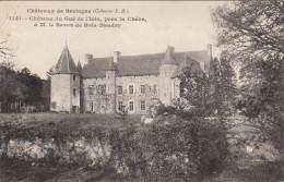 1141 - Château Du Gué De L'Isle, Près La Chèze - Châteaux De Bretagne - Hamonic - Autres Communes