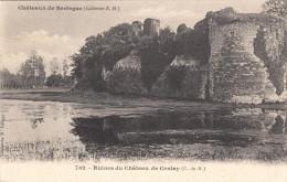 702 - Ruines Du Château De Corlay - Châteaux De Bretagne - Hamonic - Autres Communes