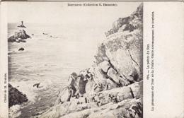 624 - La Pointe Du Raz - La Promenade Du Tour De La Pointe - Guide Accompagnant Les Touristes - Bretagne - Hamonic - France