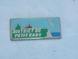 Pin's DISTRICT DU PETIT CAUX