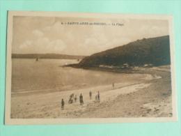 SAINTE ANNE DE PORTZIC - La Plage - France