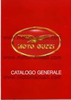 Moto Guzzi Produzione 1990 Depliant Originale Genuine Brochure Prospekt - Motoren