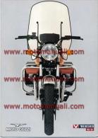 Moto Guzzi V 1000 G5 Depliant Originale Factory Original Brochure - Motoren