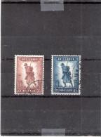 Belgique 351/52 - Infanterie - Obl/gest/used - Côte:160,00 (à Voir) - Usati