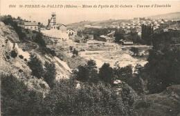 St Pierre La Pallud  Mines De Pyrite De St Gobain Rhone - Zonder Classificatie