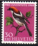 Zu J 226 PRO JUVENTUTE 1968 ** / MNH - Nuovi
