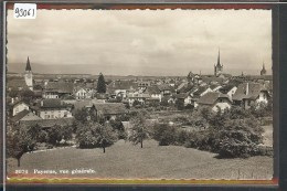 DISTRICT DE PAYERNE /// PAYERNE - TB - VD Vaud