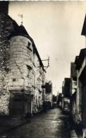 37 PREUILLY Sur CLAISE   Cpsm Rue Saint-Pierre ,ancienne Mairie - France