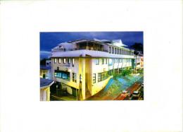 974 - ILE DE LA REUNION -  Océan Indien Ile Bourbon -   Carte De Voeux Du Groupe Bancaire BNPI - Saint Denis