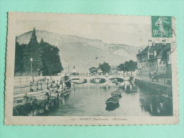 ANNECY - Les Canaux - Annecy