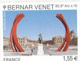 FRANCIA  2013 ARTE BERNAR VENET - INTEGRO - Francia