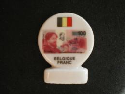 F�ve de la s�rie L� Euro et Autres Monnaies, Super U - Belgique Franc - 1999