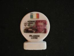 F�ve de la s�rie L� Euro et Autres Monnaies, Super U - Irlande Livre - 1999