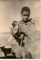 CPA-1955-LESOTHO-PETIT BERGER DES MONTAGNES-TBE - Lesotho