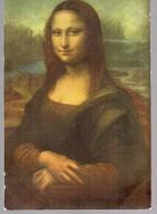 Leonardo Da Vinci Monna Lisa - Museos