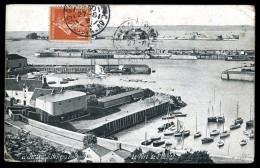 Cpa De Jersey  Ste Héliers Harbour , Le Port De St Hélier     AO5 - Jersey
