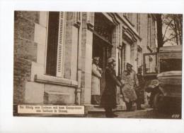 55-2484 STENAY Konprinz Cachet De L'Ecolde De Guerre De Mouzon - Stenay