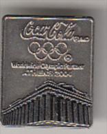 GREECE - Acropolis, Coca Cola Grand Sponsor Of Athens 2004 Olympics, Unused - Olympische Spelen