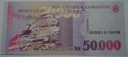 ROMANIA 50000 LEI 1996 SPHYNX! UNCOMMON! NO RESERVE! - Roumanie