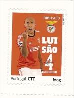 """Portugal ** & Ânderson Luís Da Silva """"Luisão"""": O""""Patrão"""", Benfica 33º Campeonato Nacional, 2013-2014 - Brazilië"""
