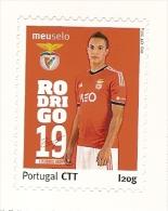 Portugal ** & Rodrigo Moreno Machado, Benfica 33º Campeonato Nacional, 2013-2014 - Brazil