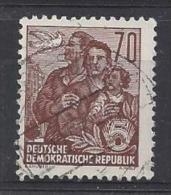 Germany (DDR) 1957  Funfjahrplan  (o)  Mi.585 A  (13 X 12.5) - [6] Democratic Republic