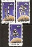 1994 - Moldavia 102/04 Europa - Moldova