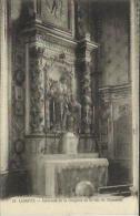 CPA De LIMOUX - Intérieur De La Chapelle De N.D. De Marseille. - Limoux