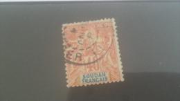 LOT 227688 TIMBRE DE COLONIE SOUDAN OBLITERE N�12 VALEUR 42 EUROS
