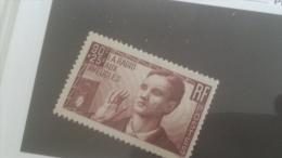 LOT 227721 TIMBRE DE FRANCE NEUF** N�418 VALEUR 20 EUROS