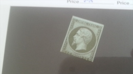 LOT 227730 TIMBRE DE FRANCE NEUF(*) N�11 VALEUR 120 EUROS