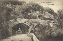 CPA De AIX EN PROVENCE - Pont Aqueduc Des Pinchinats (Tevelle éditeur). - Aix En Provence