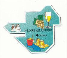 LOIRE ATLANTIQUE - Magnets