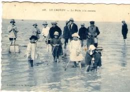 LE CROTOY - La Pêche à La Crevette - - Le Crotoy