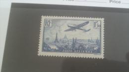 LOT 227753 TIMBRE DE FRANCE NEUF* N�9 VALEUR 13 EUROS