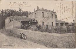 CPA ALGERIE CHELLALA Ecole Enfants 1907 - Other Cities
