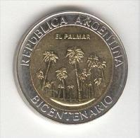 1 Peso CC Argentine / Argentina Bi-métallique / Bimetalic 2010 - Argentina