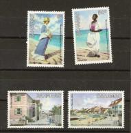 Bahamas  - 1983 American loyalists set of 4 MNH **   SG 658-61  Sc 543-6