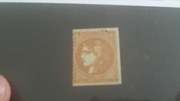 LOT 227806 TIMBRE DE FRANCE NEUF* N�43A VALEUR 1100 EUROS